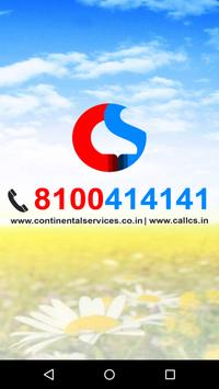 CONTINENTAL Services® poster