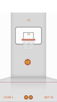 Swipe Basketball screenshot 3