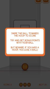 Swipe Basketball screenshot 5