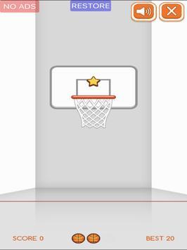 Swipe Basketball screenshot 6