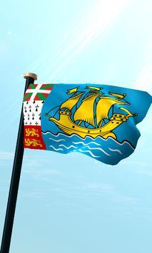 Saint Pierre and Miquelon Free poster