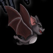 The Cool Flappy Bat icon