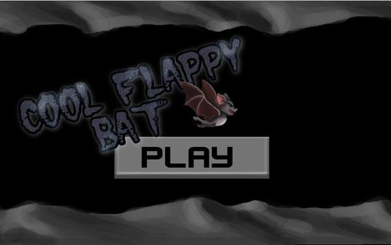 The Cool Flappy Bat apk screenshot
