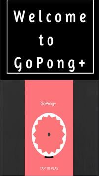 GoPong+ poster