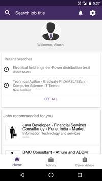 iLook Jobs screenshot 3