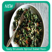 Tasty Brussels Sprout Salad Recipes icon