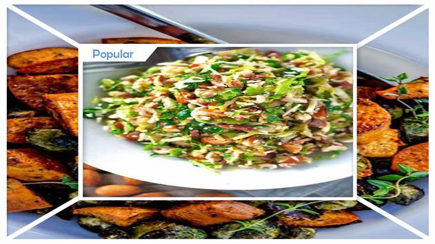 Tasty Brussels Sprout Salad Recipes screenshot 1