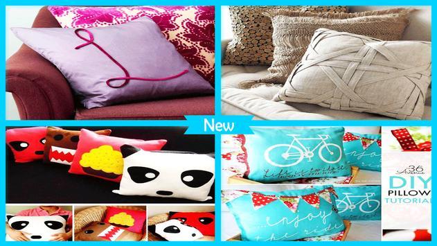 Adorable DIY Pillow Ideas screenshot 4