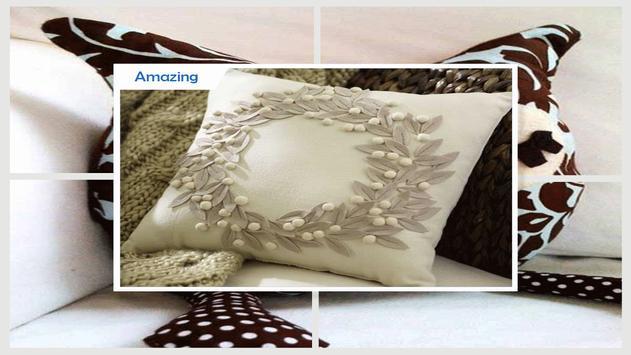 Adorable DIY Pillow Ideas screenshot 3