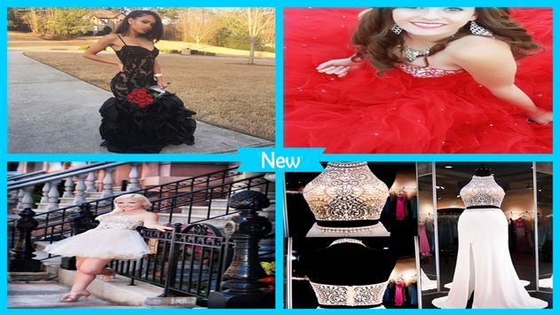 Beauty Homecoming Dress Ideas apk screenshot