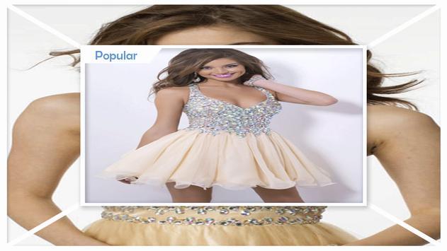 Beauty Homecoming Dress Ideas screenshot 1