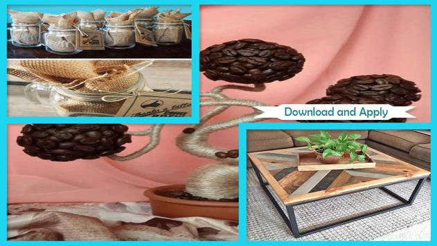 Creative DIY Coffee Crafts screenshot 1
