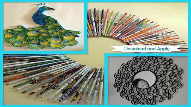 Creative DIY Rolled Paper Crafts screenshot 1