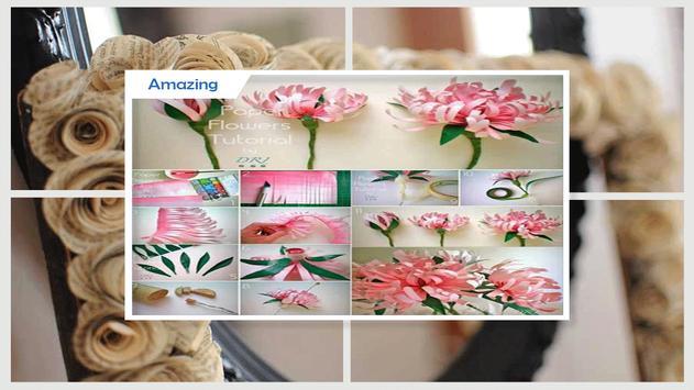 Creative DIY Rolled Paper Crafts screenshot 3