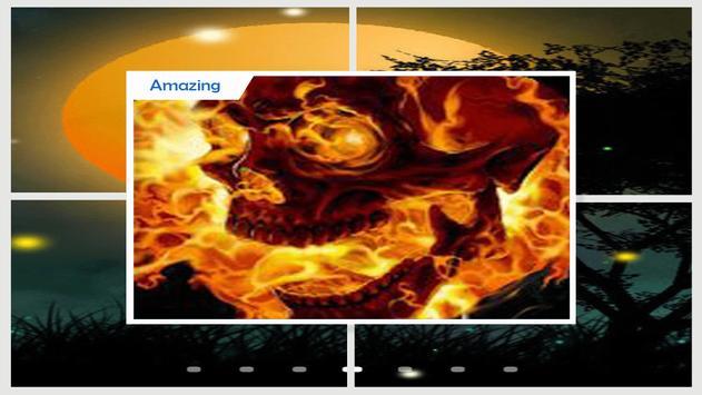 Fire Soul Live Wallpapers apk screenshot