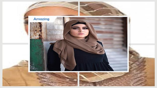 Easy Square Hijab Styles screenshot 4