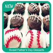 Sweet Father's Day Desserts icon