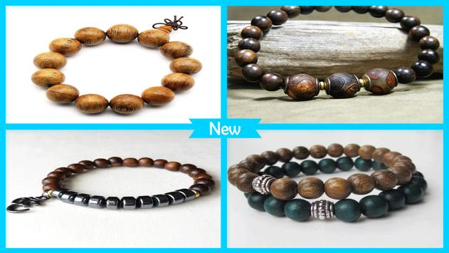 Stylish Wooden Bracelet Craft screenshot 3