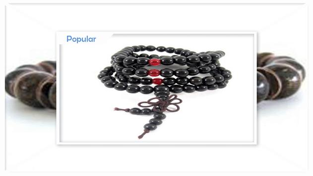Stylish Wooden Bracelet Craft apk screenshot