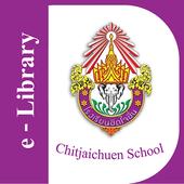 Chitjaichuen School e-Library icon