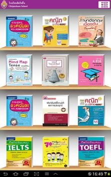 Chitjaichuen School e-Library poster