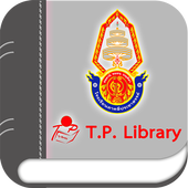 T.P. Library icon
