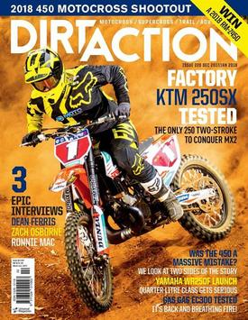 Dirt Action poster