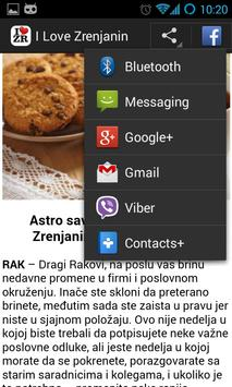 I Love Zrenjanin apk screenshot