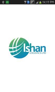 Ishan Logistics poster