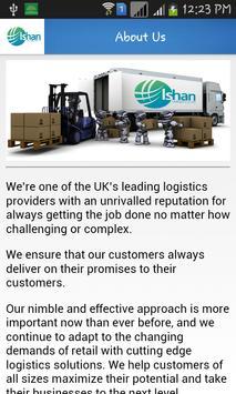 Ishan Logistics screenshot 3