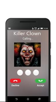 Call From Killer Clown Game poster