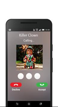 Call From Killer Clown Game screenshot 1