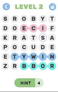 Sopa de letras jdt apk screenshot