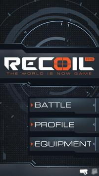 Recoil poster