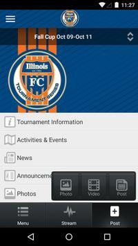 Illinois FC Soccer Tournaments screenshot 2