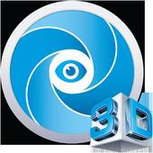 ProDisplay 3D icon