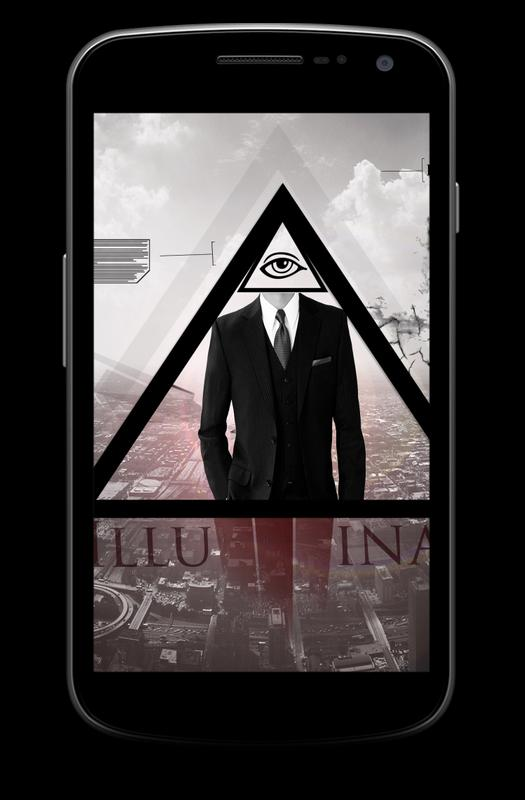 Illuminati Wallpaper الملصق Illuminati Wallpaper تصوير الشاشة 1 ...