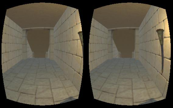 구몬 피라미드의 비밀 VR poster