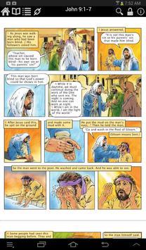 Illustrated Children's Bible apk screenshot