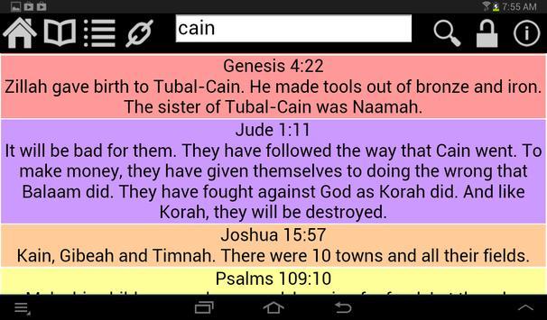 Illustrated Children's Bible screenshot 5