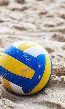 Beach Volleyball Sport New Jigsaw Puzzles screenshot 1
