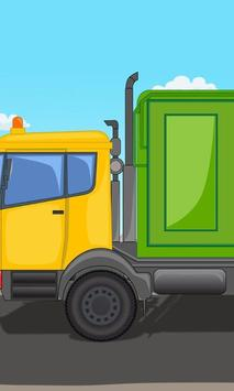 Garbage Truck New Best Jigsaw Puzzles poster