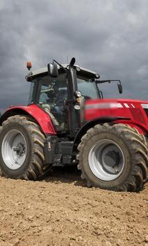 Jigsaw Puzzle Massey New Ferguson Tractor Best poster