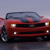 Jigsaw Puzzles Chevrolet Camaro Concept New Cars icon