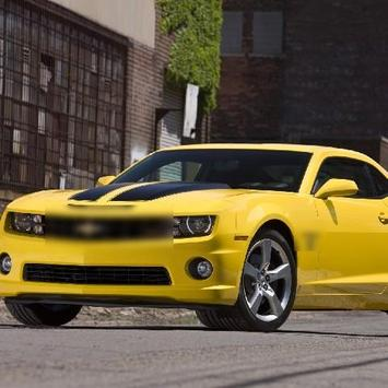 Jigsaw Puzzles Chevrolet Camaro Concept New Cars screenshot 4
