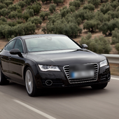 Jigsaw Puzzles Audi A7 New Cars icon