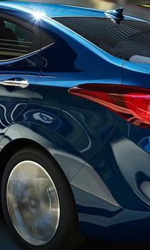 Jigsaw Puzzles Hyundai Elantra New Cars screenshot 2
