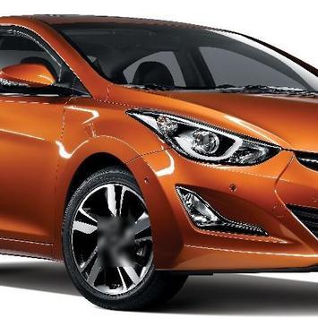 Jigsaw Puzzles Hyundai Elantra New Cars screenshot 3
