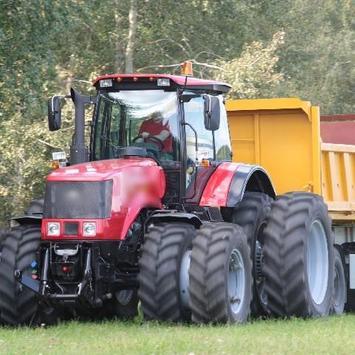Jigsaw Puzzles New Belarus Tractor Best screenshot 4