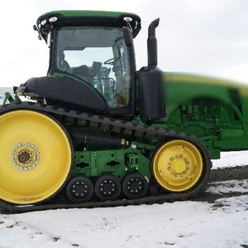 Jigsaw Puzzles New John Deere Tractors Best apk screenshot